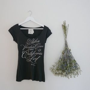 Tops - Romantics Graphic Tee